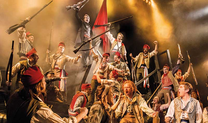 Cameron Mackintosh, Les Miserables
