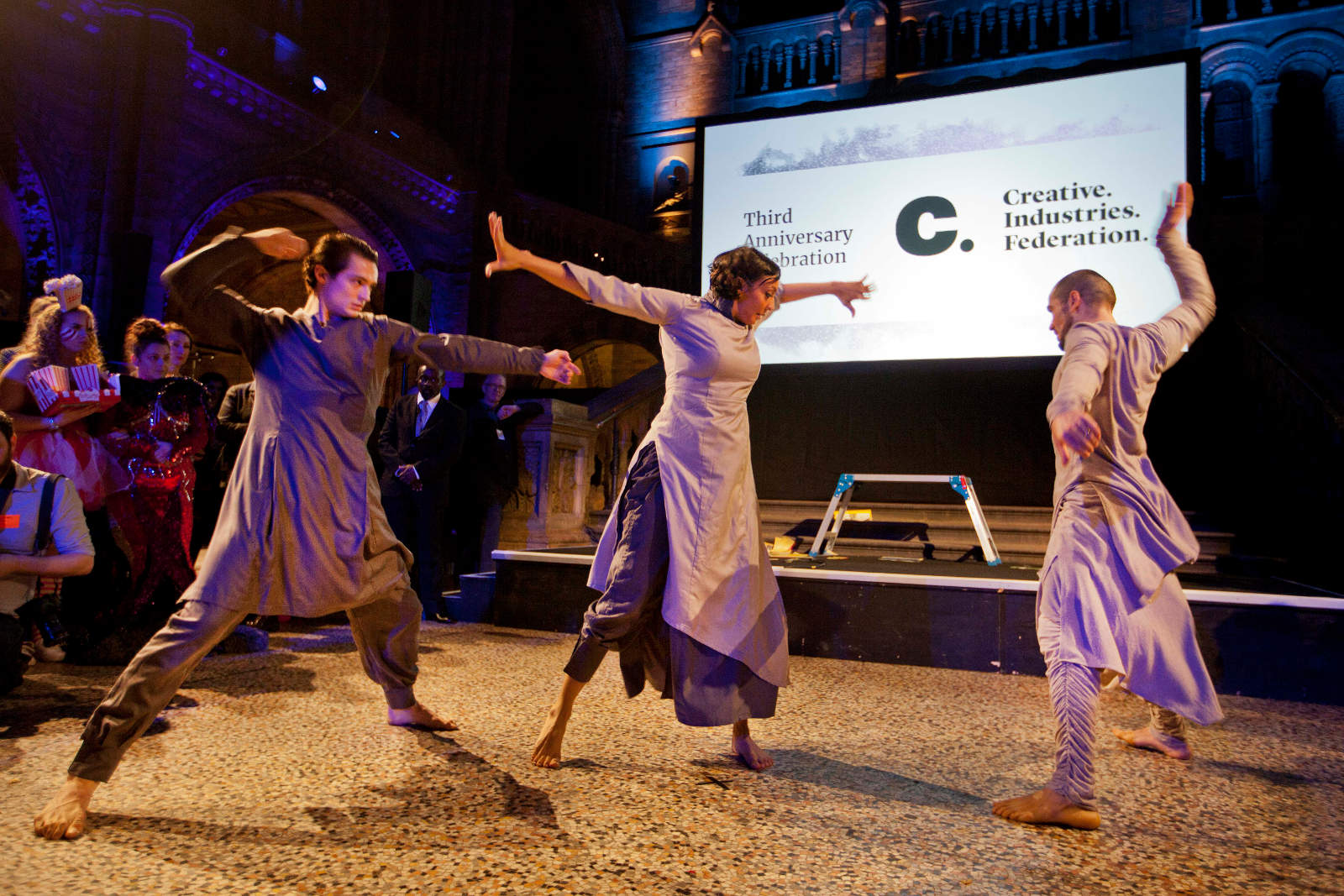 Federation Third Anniversary Celebration at Natural History Museum