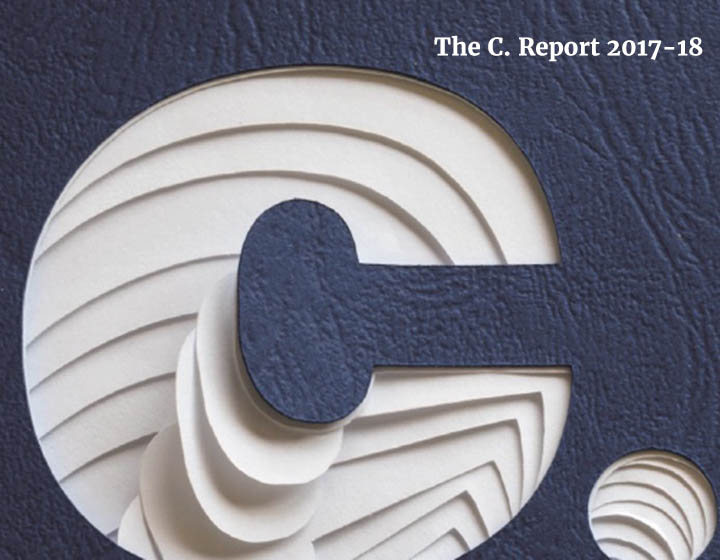 Creative Industries Federation C report annual review 2017-18