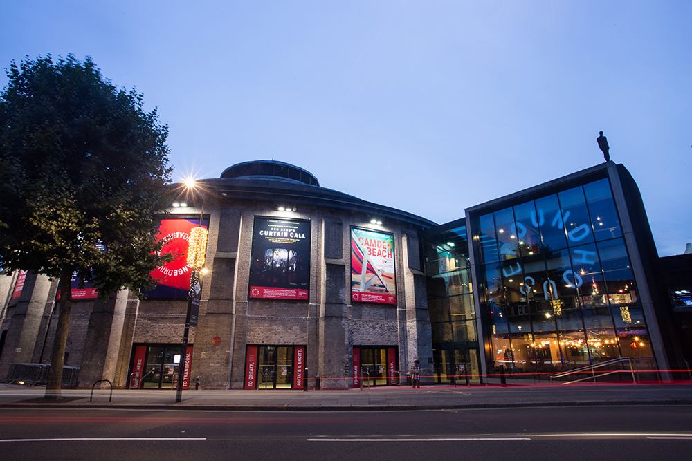 The Roundhouse is looking for a new Marketing Manager